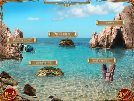 Unter Dem Meer Spiel