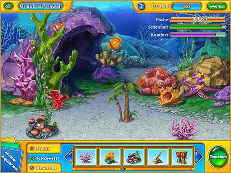 Kaufe neue Fische für Dein Aquarium