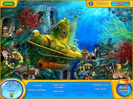 Tauche tief in das Spielspass mit Fishdom H2O: Hidden Odyssey ein