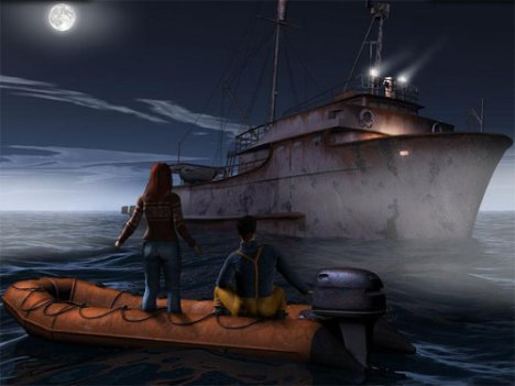 Spiel Margrave Manor 2: The Lost Ship