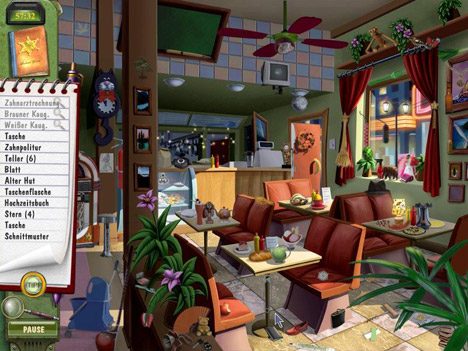 DinerTown: Detective Agency kostenlos