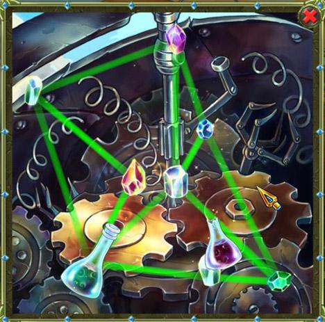 Magic Encyclopedia Puzzle-Lösung