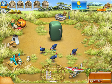 Spiel Farm Frenzy 3: Madagaskar herunterladen